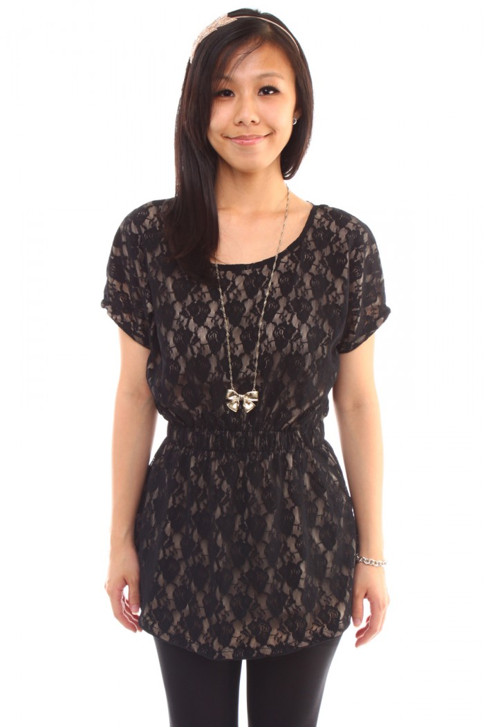Lace tunics are an ultra feminine addition to any woman's wardrobe. Whether you like fully lined lace tunics, or semi-sheer lace tunics, you will find exactly what you are looking for in our collection.