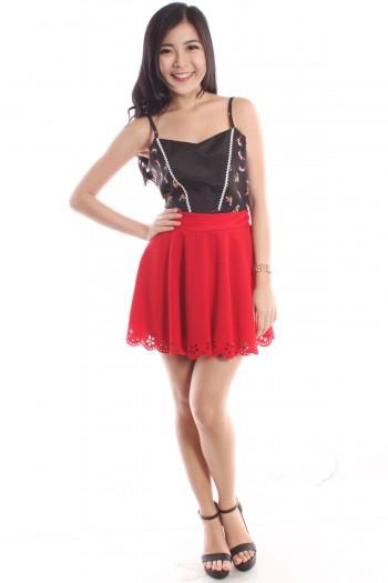 Laser Cut Skirt