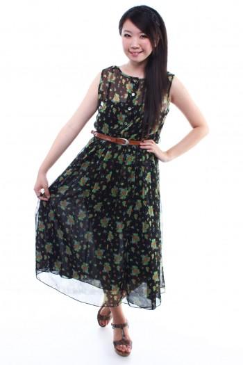Vintage - Maxi Dress