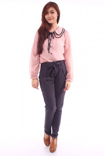 Chiffon Peterpan Blouse